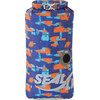 SealLine Blocker Purge Dry Sack 20l blue camo